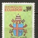 Sellos: ECUADOR.1985. YT 1065. Lote 158969882