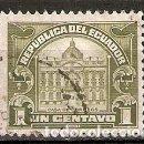 Sellos: ECUADOR.1920. YT 224 . Lote 158973298
