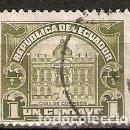Sellos: ECUADOR.1920. YT 224. Lote 158973338