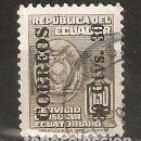 Sellos: ECUADOR.1950. YT 533. Lote 158973874