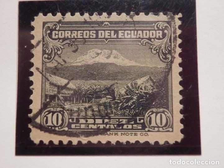 Sellos: COLECCIÓN - LOTE 22 SELLOS ANTIGUOS DE ECUADOR - AÑOS 40´S,50´S - ALGUNOS NUEVOS - Foto 7 - 165136114