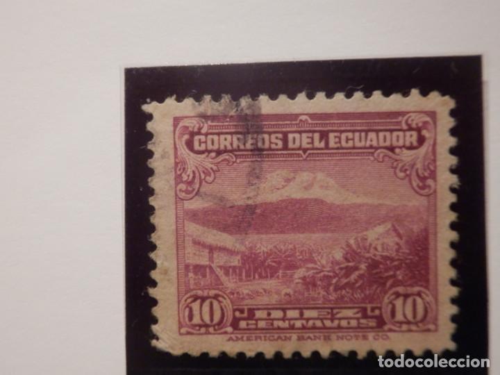 Sellos: COLECCIÓN - LOTE 22 SELLOS ANTIGUOS DE ECUADOR - AÑOS 40´S,50´S - ALGUNOS NUEVOS - Foto 12 - 165136114