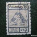 Sellos: ECUADOR, 1975 JUEGOS DEPORTIVOS ECUATORIANOS. Lote 168794148