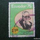 Sellos: ECUADOR, 1975 SEGUNDO CUEVA CELI. Lote 168797856