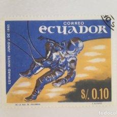Sellos: ECUADOR SELLO USADO. Lote 176982513