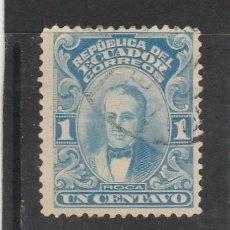 Sellos: ECUADOR 1926 - YVERT NRO. 236 - USADO. Lote 179102195