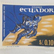 Sellos: ECUADOR SELLO USADO . Lote 182061638