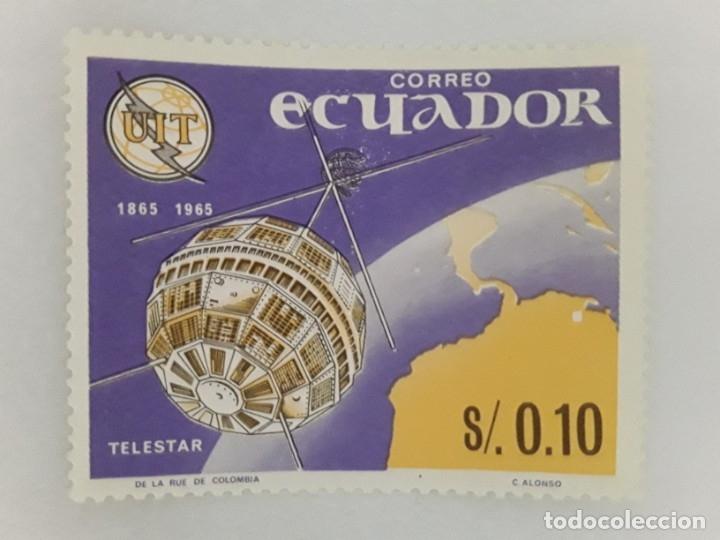 ECUADOR SELLO USADO (Sellos - Extranjero - América - Ecuador)