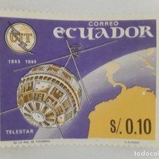 Sellos: ECUADOR SELLO USADO . Lote 182061661