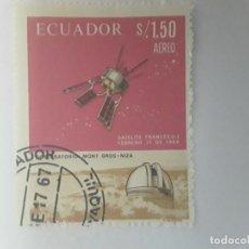 Sellos: ECUADOR SELLO USADO . Lote 186056931
