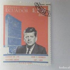 Sellos: ECUADOR SELLO USADO . Lote 186057158
