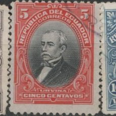 Sellos: LOTE L-SELLOS ECUADOR . Lote 195645683