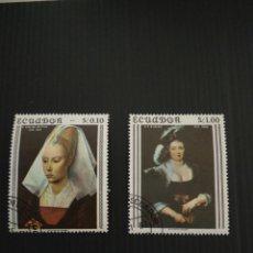 Selos: SELLOS DE ECUADOR. Lote 196958903