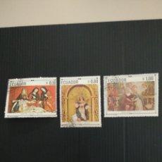 Sellos: SELLOS DE ECUADOR. Lote 196959921
