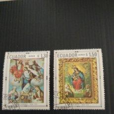 Sellos: SELLOS DE ECUADOR. Lote 196960175