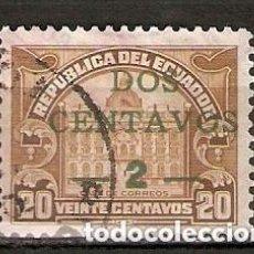 Sellos: ECUADOR.1924. YT 229. Lote 200726857
