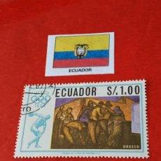 Sellos: ECUADOR A3. Lote 210519502