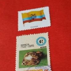 Sellos: ECUADOR E2. Lote 210765194