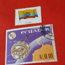 Sellos: ECUADOR F. Lote 210765321