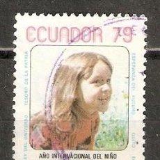 Sellos: ECUADOR. AÉREO.1979. Nº 682. Lote 216788867