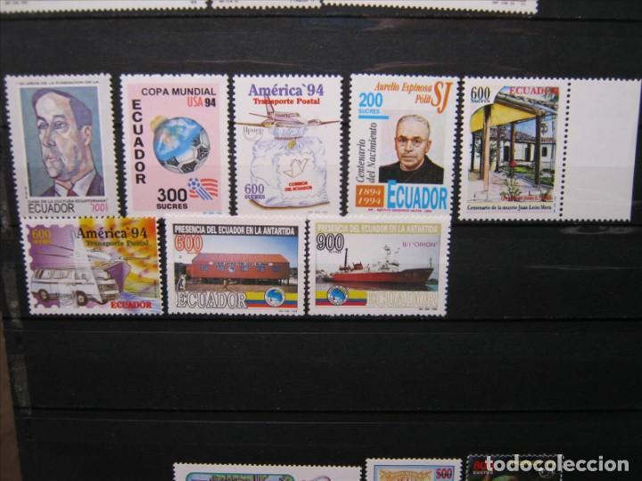ECUADOR LOTE 1994 MNH** LUJO!!! (Sellos - Extranjero - América - Ecuador)
