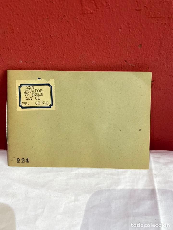 Sellos: Álbum de sellos antiguos ECUADOR clasificados . Ver fotos - Foto 2 - 261699775