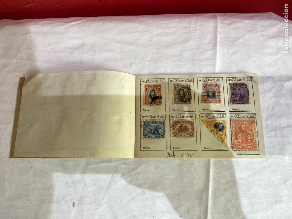 Sellos: Álbum de sellos antiguos ECUADOR clasificados . Ver fotos - Foto 3 - 261699775