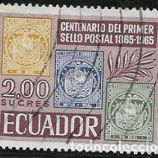Sellos: ECUADOR YVERT 746. Lote 263173375