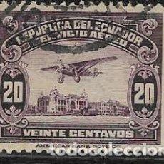 Sellos: ECUADOR AÉREO YVERT 21. Lote 263173660