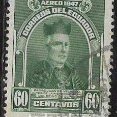 Sellos: ECUADOR AÉREO YVERT 169. Lote 263173870