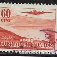 Sellos: ECUADOR AÉREO YVERT 261. Lote 263174065