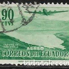 Sellos: ECUADOR AÉREO YVERT 263. Lote 263259865