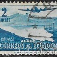 Sellos: ECUADOR AÉREO YVERT 265. Lote 263260140