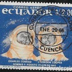 Sellos: ECUADOR AÉREO YVERT 454. Lote 263261380