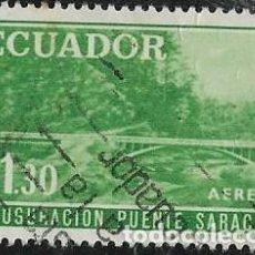 Sellos: ECUADOR AÉREO YVERT 368. Lote 263261965