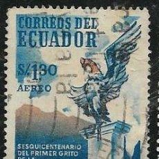Sellos: ECUADOR AÉREO YVERT 349. Lote 263262085