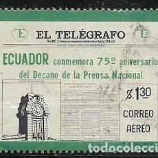 Sellos: ECUADOR AÉREO YVERT 342. Lote 263262495