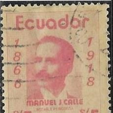 Sellos: ECUADOR AÉREO YVERT 585. Lote 263263350