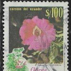 Sellos: ECUADOR YVERT 1216. Lote 263736845