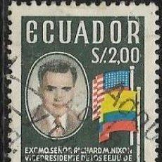 Sellos: ECUADOR YVERT 639. Lote 263737340