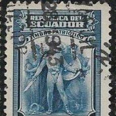 Sellos: ECUADOR BENEFICENCIA YVERT 15. Lote 263739485