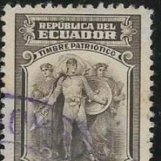 Sellos: ECUADOR BENEFICENCIA YVERT 35. Lote 263739725
