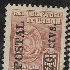 Sellos: ECUADOR YVERT 539. Lote 263740585