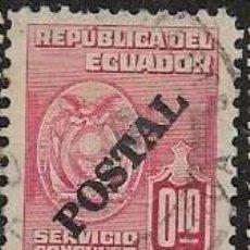 Sellos: ECUADOR YVERT 538. Lote 263740725