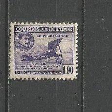 Sellos: ECUADOR CORREO AEREO YVERT NUM. 187 USADO. Lote 277430603