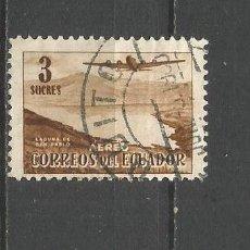 Sellos: ECUADOR CORREO AEREO YVERT NUM. 266 USADO. Lote 277431108
