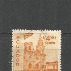 Sellos: ECUADOR CORREO AEREO YVERT NUM. 294 USADO. Lote 277431233