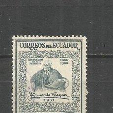 Sellos: ECUADOR CORREO AEREO YVERT NUM. 298 USADO. Lote 277431383