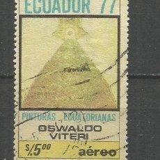 Sellos: ECUADOR CORREO AEREO YVERT NUM. 666 USADO. Lote 277458743