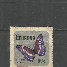 Sellos: ECUADOR YVERT NUM. 829 USADO. Lote 277827228
